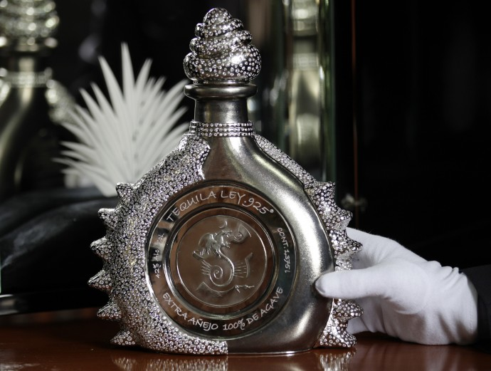 Strongest Alcohol In The World >> Top 10 Most Expensive Tequila Bottles in The World - PEI ...