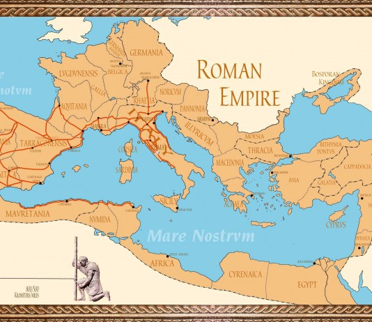The Roman Empire, 27 BCE - 1453