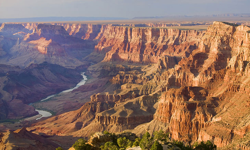 How Deep Is The Grand Canyon