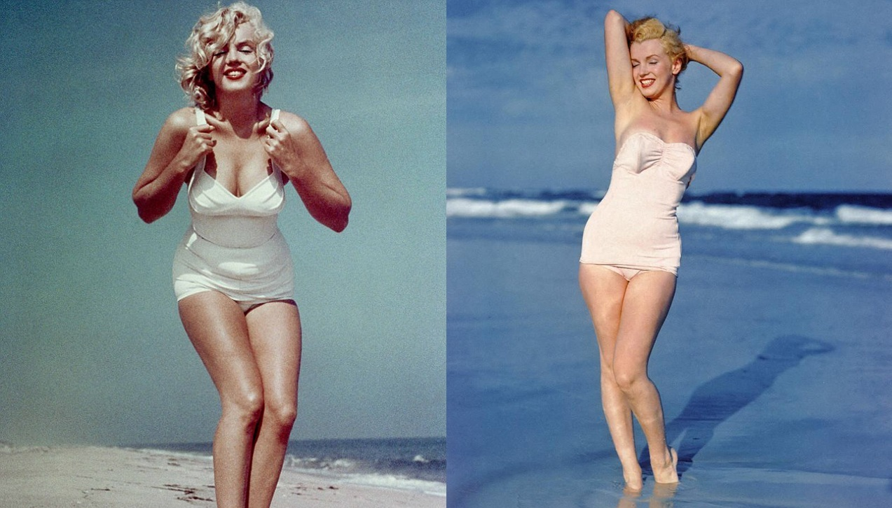 Marilyn Monroe Measurements: Was she really 12-16 in size ...