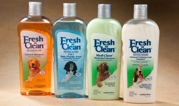 Fresh 'n Clean? Shampoos for Dogs