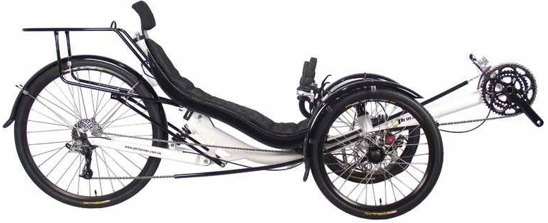 Performer X-27 Speed Trike