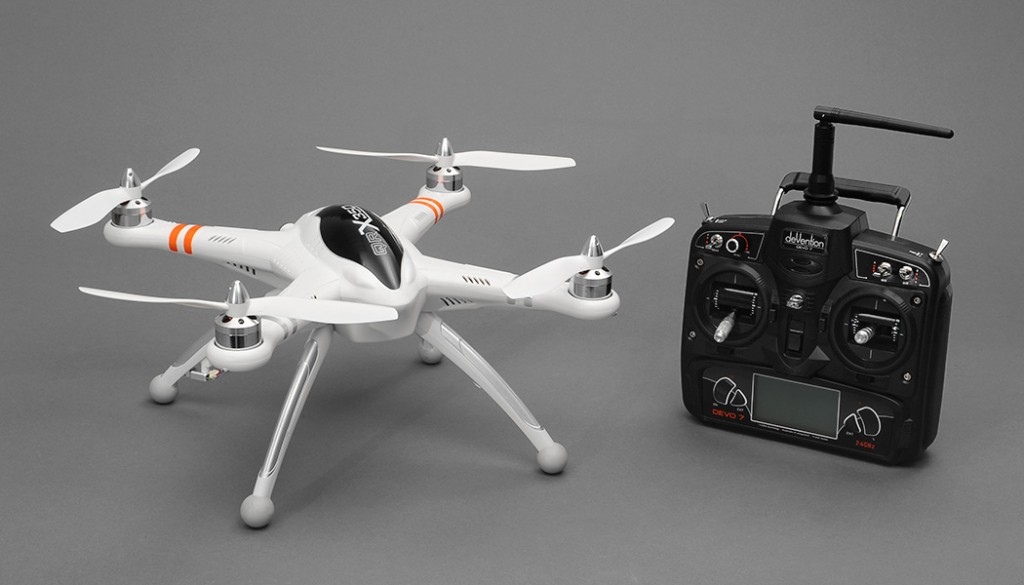 A RC Quadcopter Drone