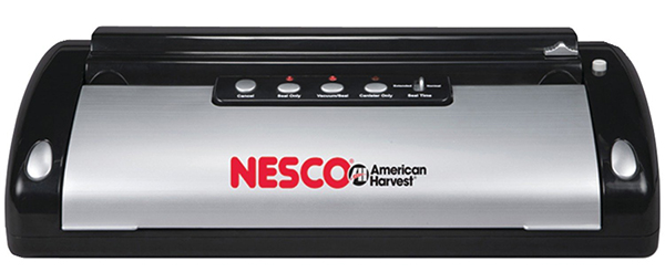 9nesco vs02 food vacuum sealer