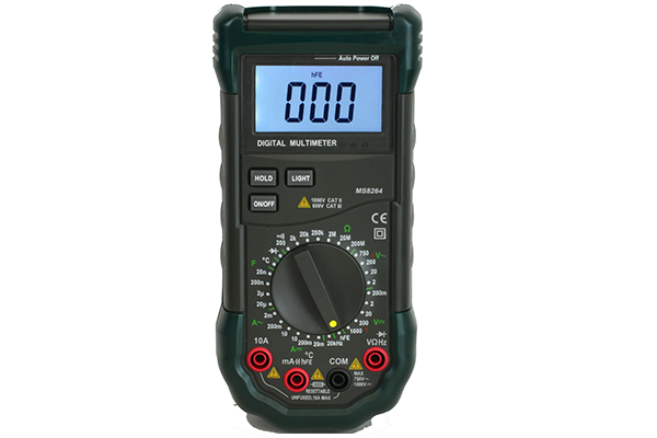 Tekpower MS8264 30-Range Digital Multimeter