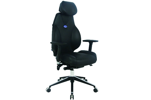 VIVA OFFICE Hottest High Back Ergonomic Multi function Luxury Leather fice Chair