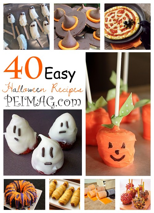 halloween recipes peimag