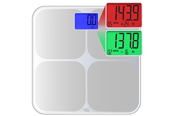 top 10 best & most accurate bathroom scales of 2017 - reviews