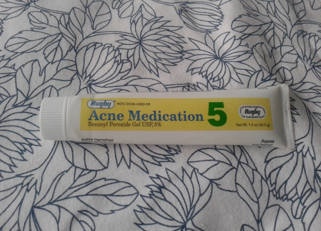 Acne medication