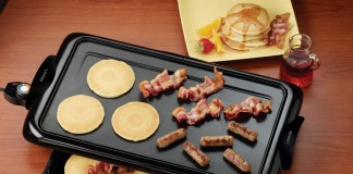 electric pancake griddle