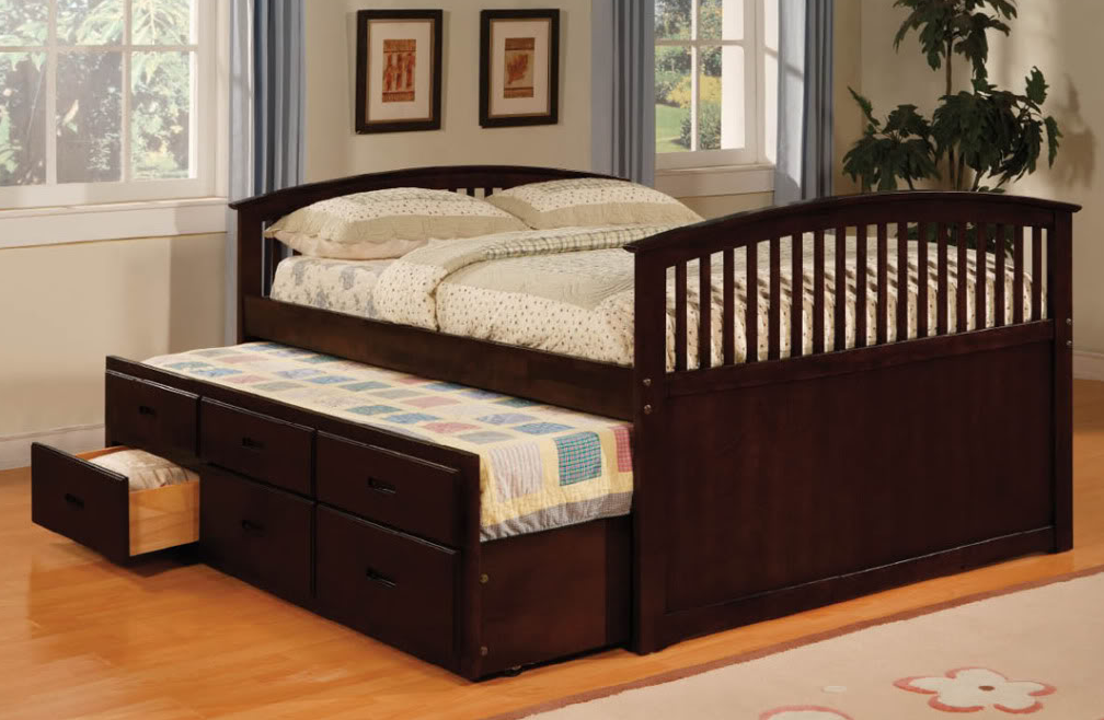 Trundle Beds Full Size Furniture