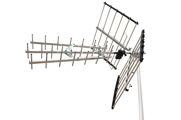 Indoor HDTV Antenna Range Map Outdoor ...
