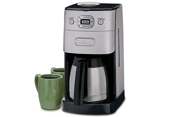 Coffee Maker Without Auto Shut Off : Top 10 Best Grind and Brew Coffee Makers of 2017 - Reviews - PEI Magazine