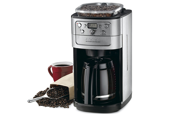 Top 10 Best Grind and Brew Coffee Makers of 2017 - Reviews - PEI Magazine