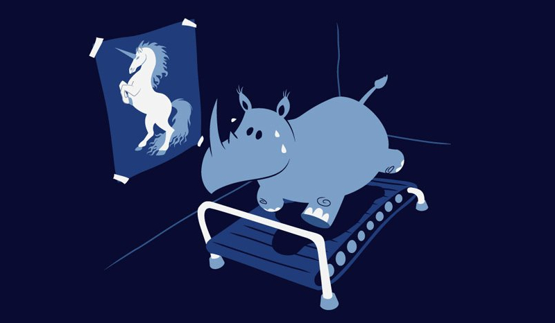 Rhinoceros or unicorn