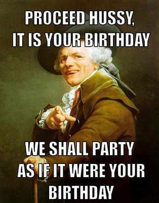 We Shall Party