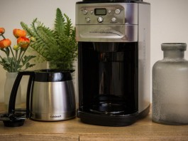 grind and brew coffee maker