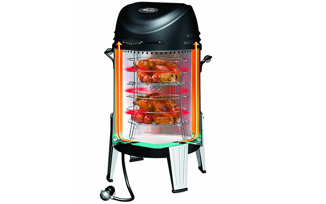 This Fairly Large Infrared Turkey Fryer Can Cook 25 Lbs Of Meat At A Time Making It Ideal For Cookouts And Gatherings Due To Its Cooking