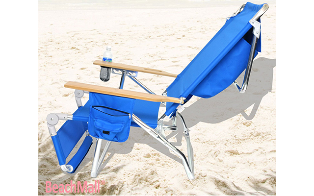 10deluxe 3 In 1 Beach Chair