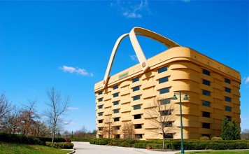 Longaberger Headquarters, Newark, Ohio, USA