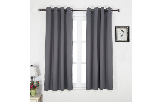 Blackout curtains reviews free defaultname with blackout for Thermal star windows