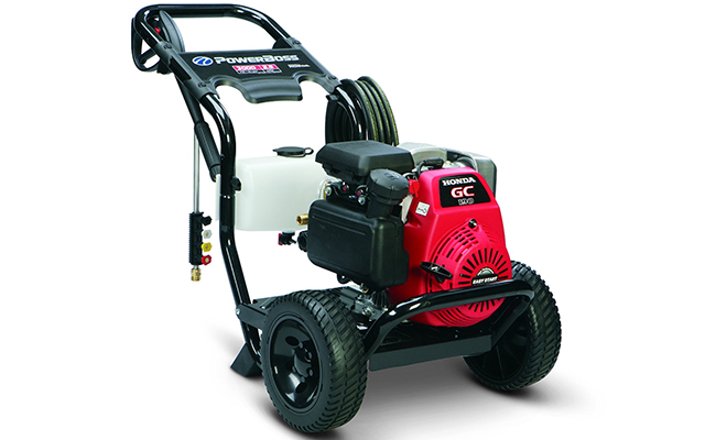 Top 10 Best Gas Pressure Washers Of 2017 Reviews Pei