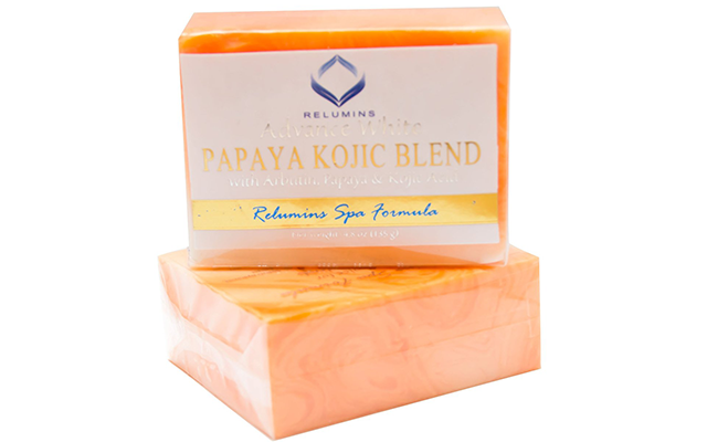 best skin whitening soap