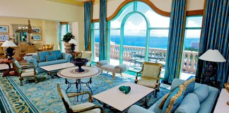 Royal Towers Bridge Suite, Atlantis, Bahamas