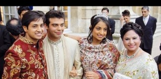 Vanisha Mittal and Amit Bhatia Wedding