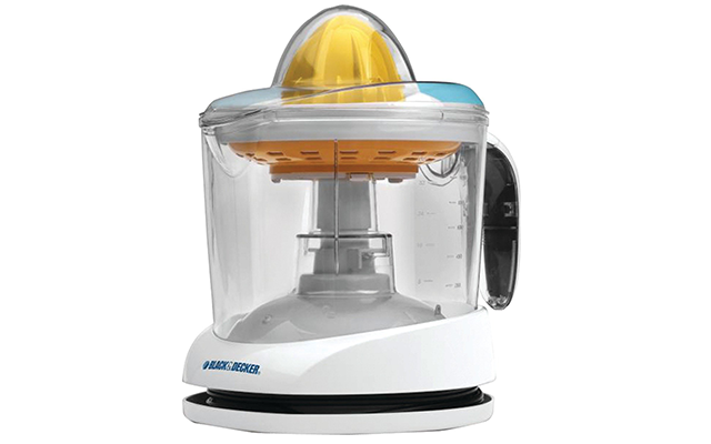BLACK+DECKER CJ625 30-Watt 34-Ounce Citrus Juicer