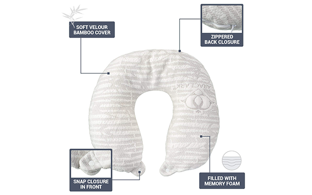 Clara Clark Travel Pillow