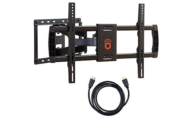 7ECHOGEAR Full Motion Articulating TV Wall Mount Bracket - Top 10 Best TV Wall Mounts Of 2017 €� Reviews - PEI Magazine