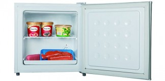 Midea WHS-52FW1 Compact Single Reversible Door Upright Freezer