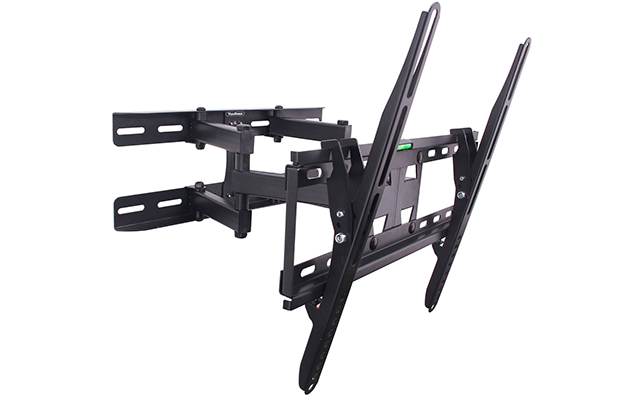 10VonHaus Double Arm Articulating Cantilever TV Bracket Wall Mount - Top 10 Best TV Wall Mounts Of 2017 €� Reviews - PEI Magazine