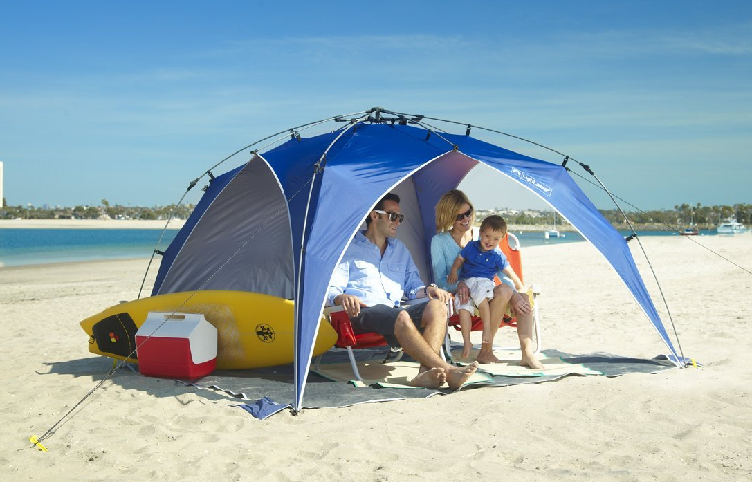 Top 10 Best Beach Tents of 2017 – Reviews