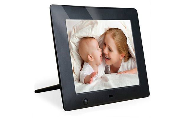 4nix 8 inch hi res digital photo frame