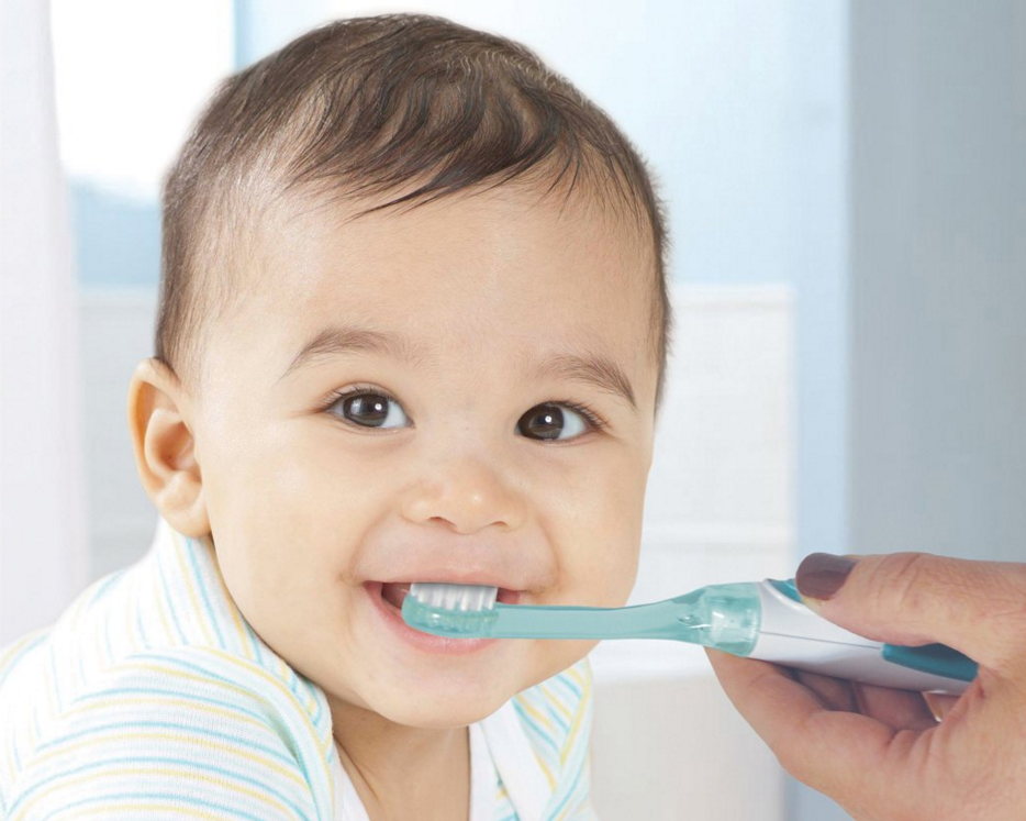 Top 10 Best Baby Toothbrushes Of 2017 Reviews Pei Magazine