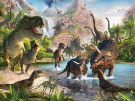 all prehistoric creatures dinosaurs