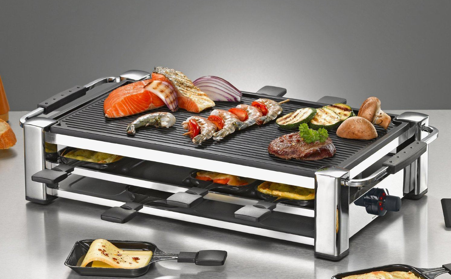 top 10 best raclette grills of 2017 reviews pei magazine