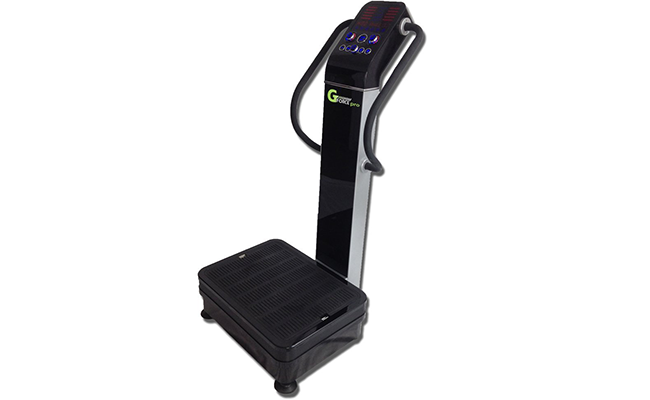 Top 10 best body vibration exercise machines of 2017 for Gforce professional dual motor whole body vibration machine