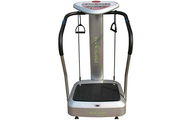 rock solid exercise machine
