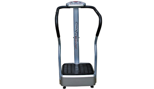 rock solid vibration fitness machine reviews