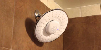 best wireless shower heads