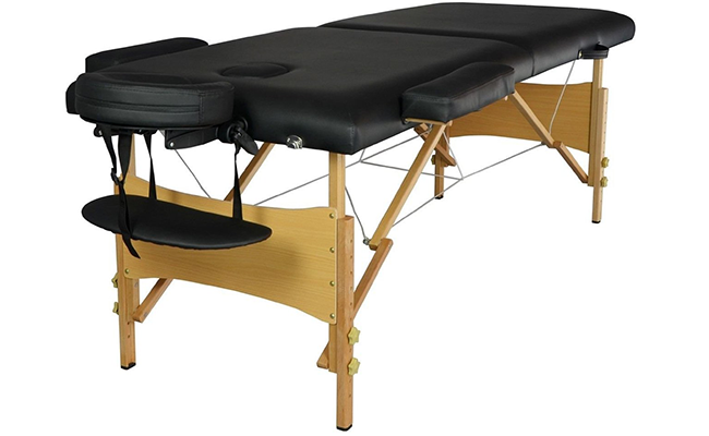 Top 10 best professional portable massage tables of 2017 reviews pei magazine - Portable massage table reviews ...