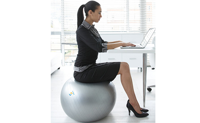 Top  Best Office Ball Chairs Of   Reviews PEI Magazine - Ball chairs for office