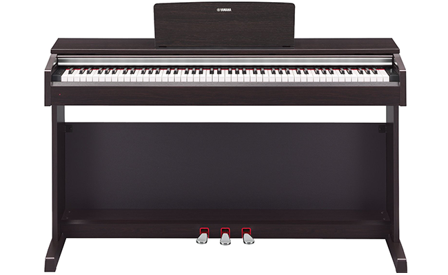 Top 10 best digital pianos reviews of 2017 reviews pei for Yamaha p series p35b