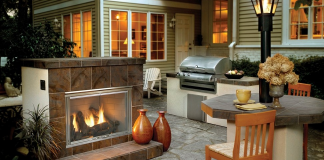 Best Outdoor Fireplaces