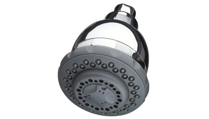top 10 best shower heads of 2017 reviews pei magazine. Black Bedroom Furniture Sets. Home Design Ideas