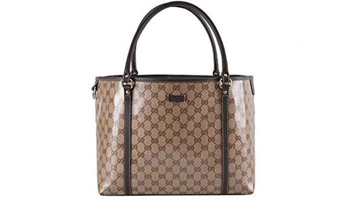 The Gucci Dark Green Canvas Joy Boston Handbag Is A Classic Well Crafted Designer From One Of Most Por Brands In World