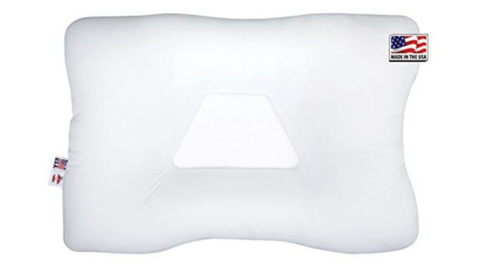 Top 10 Best Pillows For Side Sleepers In 2017 Reviews